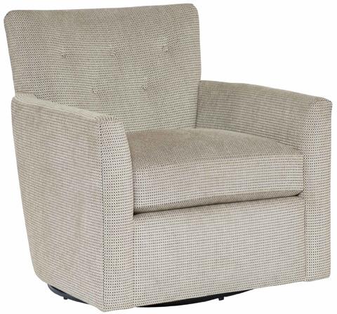 Bernhardt - Gigi Swivel Chair - B2303S