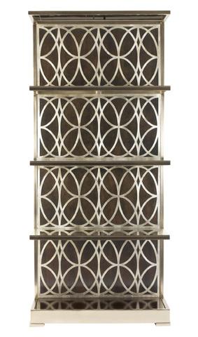 Bernhardt - Miramont Metal Etagere - 360-814C