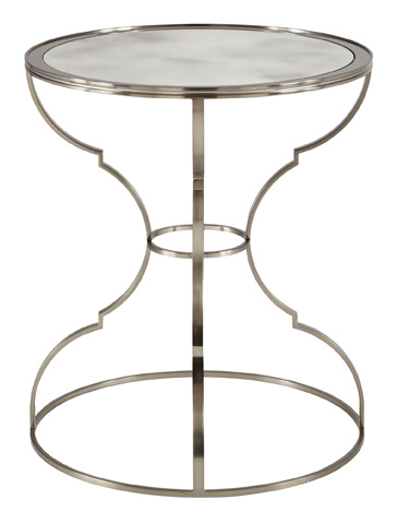 Bernhardt - Laurel Round Metal End Table - 532-103