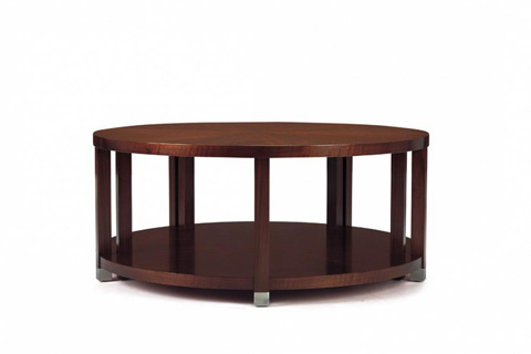 Bolier & Company - Atelier Round Cocktail Table - 113002
