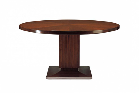Bolier & Company - Atelier Round Dining Table - 115002