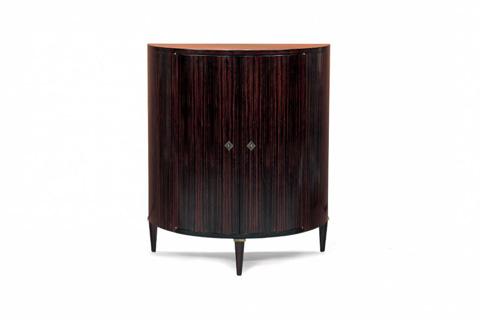 Bolier & Company - Classics Demilune Cabinet - 94006