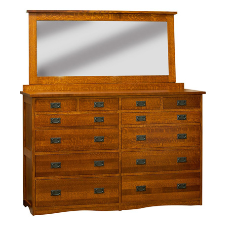 Borkholder Furniture - Bungalow Mule Chest - 13-1803XXX