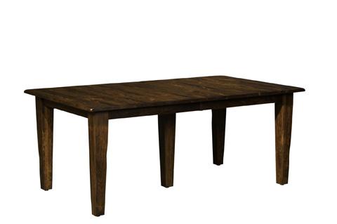 Borkholder Furniture - Burwick Big Leg Table - 14-8010LF2