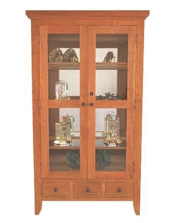 Borkholder Furniture - Lorene Kay Curio - 16-1005XXX