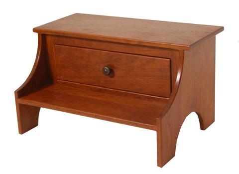 Borkholder Furniture - Bedsteps with Storage - 16-1601XXX