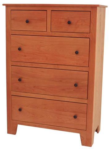 Borkholder Furniture - Jordan's Chest - 16-1801XXX
