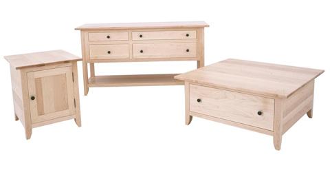 Borkholder Furniture - Georgetown End Table - 16-2508XXX