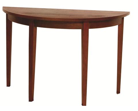Borkholder Furniture - Bridgewater Entry Table - 16-2511XXX