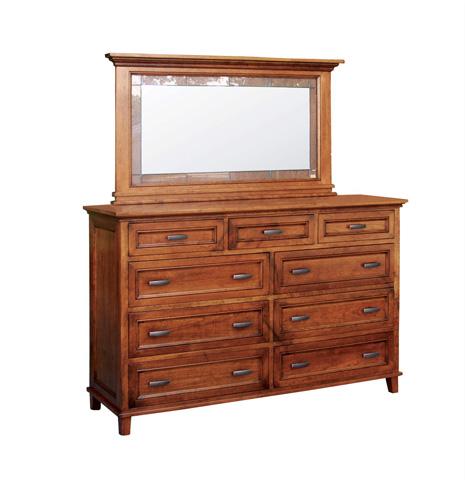 Borkholder Furniture - Livingston Tall Dresser - 23-1702XXX