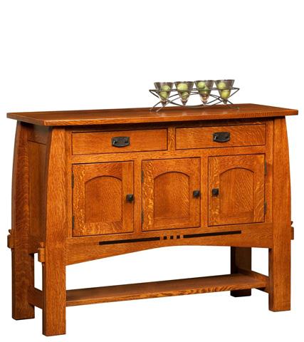 Borkholder Furniture - Signature Sideboard - 30-1101XXX