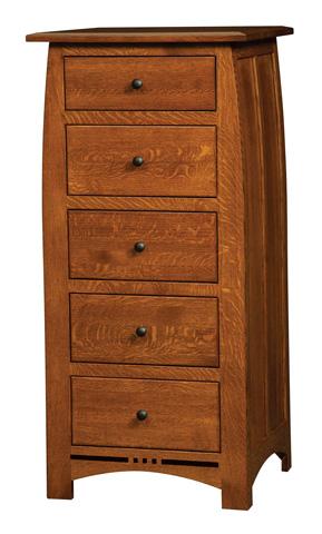 Borkholder Furniture - Signature Five Drawer Chest - 30-1801XXX
