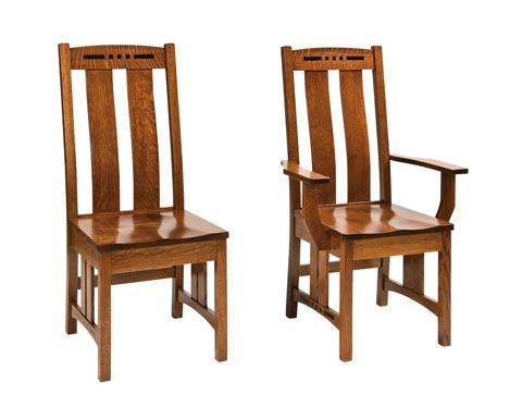 Borkholder Furniture - Signature Side Chair - 30-9038SCX