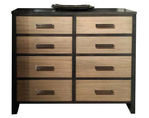 Borkholder Furniture - Embassy Eight Drawer Tall Dresser - 39-1702XXX