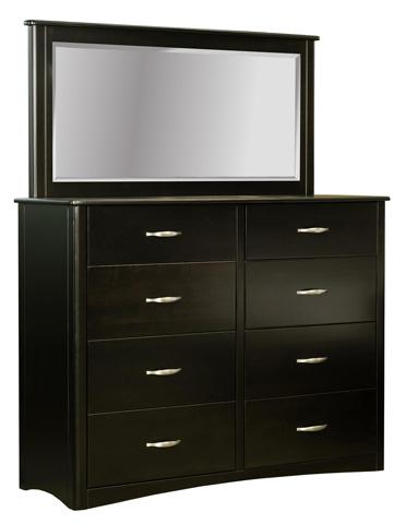 Borkholder Furniture - Carrington Landscape Mirror - 45-2001XXX
