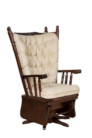 Borkholder Furniture - High Back Swivel - NC-2207FAB