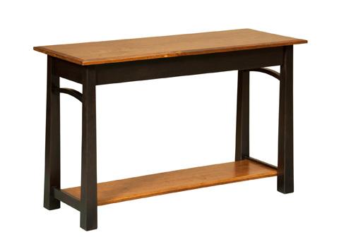 Borkholder Furniture - Madison Sofa Table - NC-2506XXX