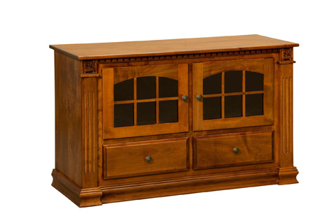 Borkholder Furniture - Traditional TV Stand - NC-2607XXX