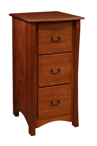 Borkholder Furniture - File Cabinet with Three Drawers - NC-2806XXX