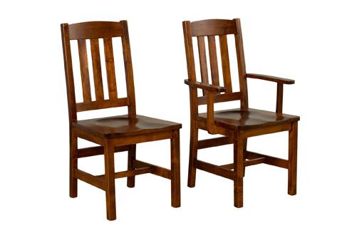 Borkholder Furniture - Cabin Side Chair - NC-9007SCX
