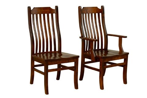Borkholder Furniture - Gilbert Side Chair - NC-9017SCX