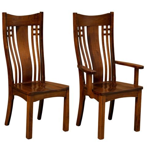 Borkholder Furniture - Larson Side Chair - NC-9022SCX