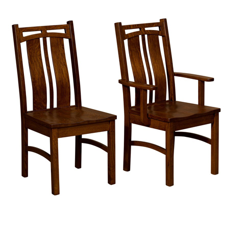 Borkholder Furniture - Winfield Arm Chair - NC-9042ACX
