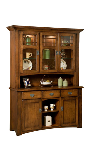Borkholder Furniture - Burwick Two Door Buffet - 14-1102BXX