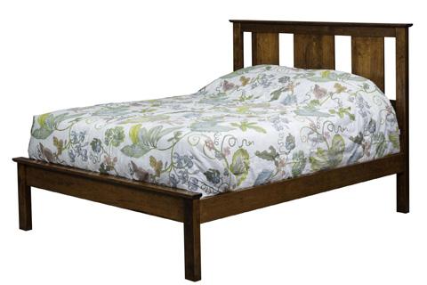 Borkholder Furniture - Watson Queen Headboard - 16-1504QHB