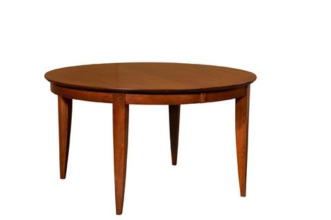 Borkholder Furniture - Heritage Solid Top Round Dining Table - 16-8011STX