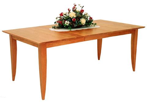 Borkholder Furniture - Regency Solid Top Dining Table - 16-8019STX