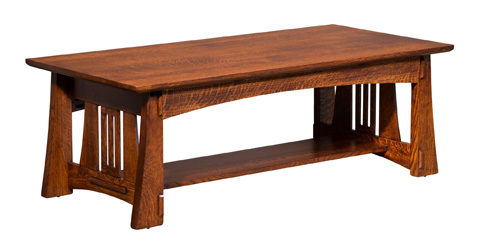 Borkholder Furniture - Highland Coffee Table - 21-2503XXX