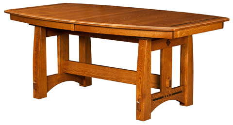Borkholder Furniture - Signature Solid Top Dining Table - 30-8001STX