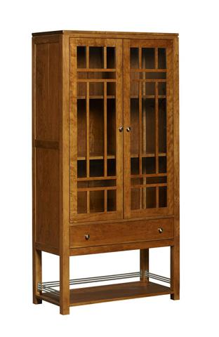 Borkholder Furniture - Sunset Hills Library Curio - 47-2901XXX