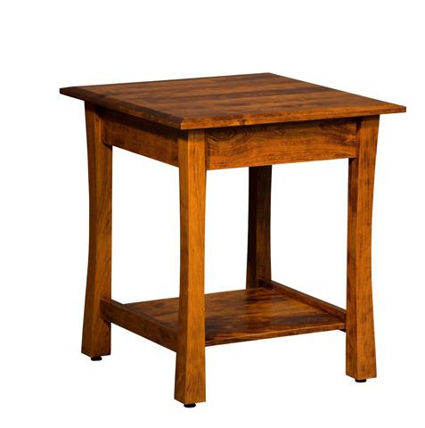 Borkholder Furniture - Tyron End Table - NC-2515XXX
