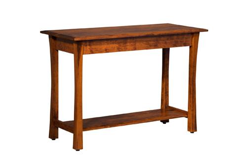 Borkholder Furniture - Tyron Sofa Table - NC-2518XXX