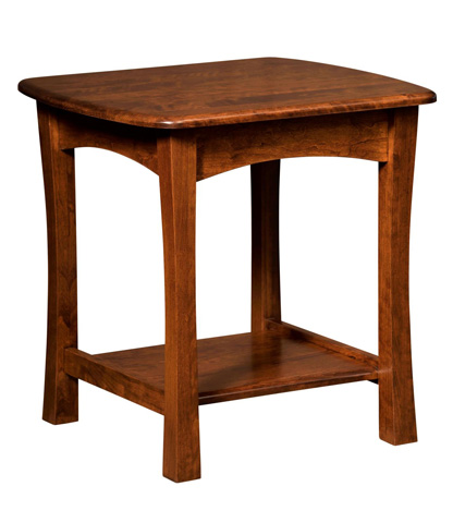 Borkholder Furniture - Greenfield End Table - NC-2520XXX