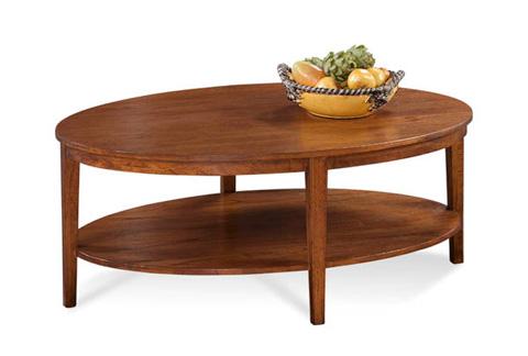 Braxton Culler - Oval Cocktail Table - 1510-023