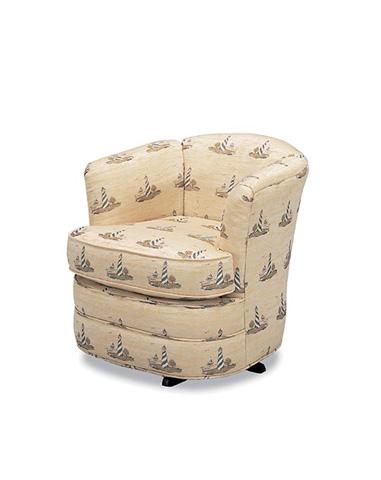 Braxton Culler - Swivel Tub Chair - 549-005
