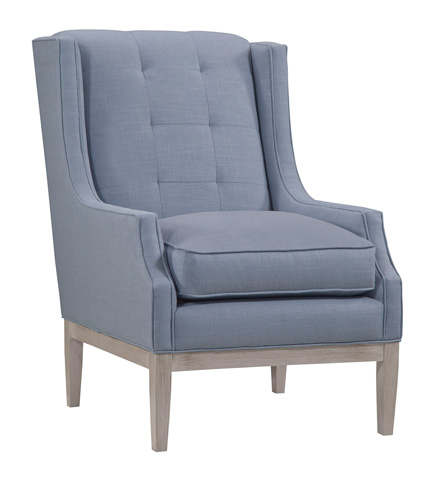 Braxton Culler - Tufted Wing Chair - 5748-007