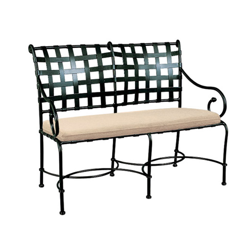 Brown Jordan - Settee with Cushion - 2240-6700