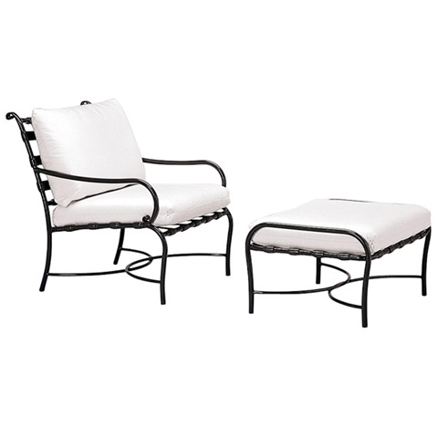 Brown Jordan - Lounge Chair with Cushion - 2380-6000