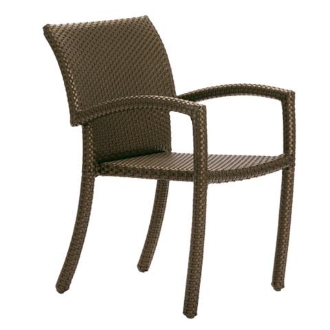 Brown Jordan - Stacking Arm Chair - 2860-2200