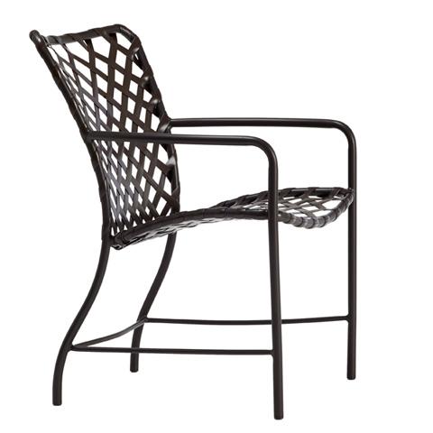 Brown Jordan - Vinyl Strap Arm Chair - 3390-2000