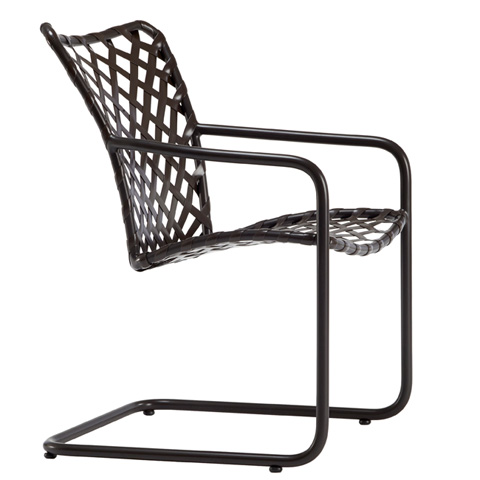Brown Jordan - Vinyl Strap Spring Base Chair - 3390-4900