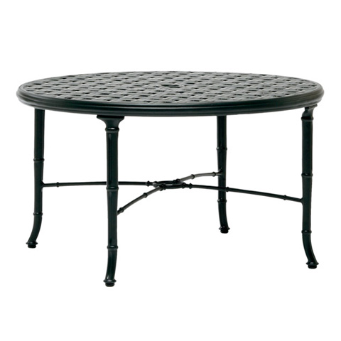 Brown Jordan - Round Cast Top Chat Table - 3513-3600