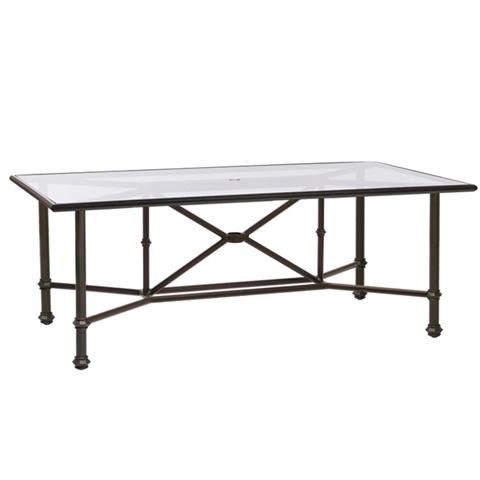 Brown Jordan - Rectangular Dining Table - 3825-4478