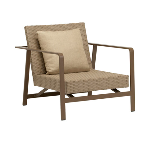 Brown Jordan - Motion Lounge Chair with Back Pillow - 4070-5200