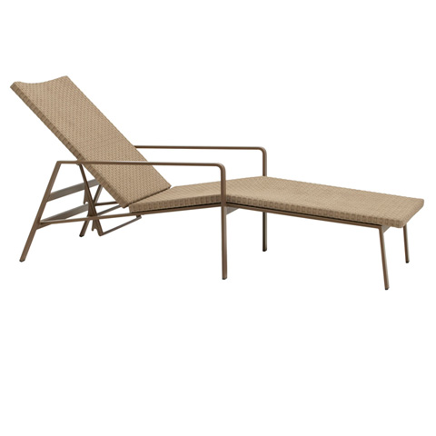 Brown Jordan - Adjustable Chaise - 4070-7000