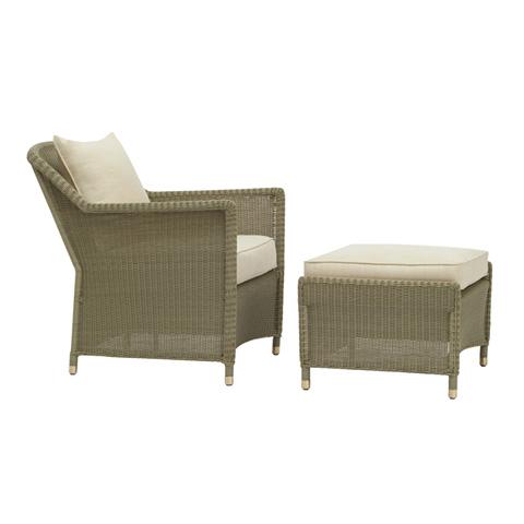 Brown Jordan - Lounge Chair with Loose Cushion - 4580-6000